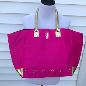 Juicy couture nylon tote new with out tags